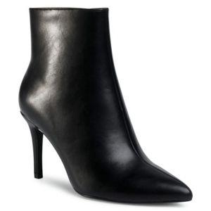 Kotníkové boty DeeZee WYL2289-1 Ekologická kůže /-Ekologická kůže