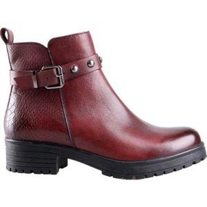 Kotníkové boty Lasocki WI23-MEXICO-07 Přírodní kůže (useň) - Lícová