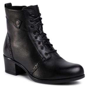 Šněrovací obuv Lasocki EST-GUSTA-03 Přírodní kůže (useň) - Lícová