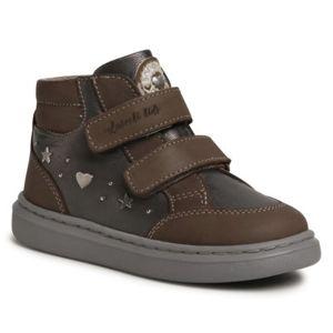 Šněrovací obuv Lasocki Kids CI12-RYANA-01 Přírodní kůže - lícová
