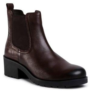 Kotníkové boty Lasocki RST-7727-05 Přírodní kůže (useň) - Lícová