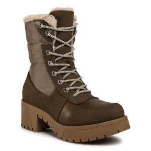 Šněrovací obuv Jenny Fairy WS5171-04 Textilní,Ekologická kůže