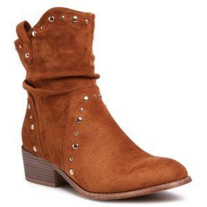Kotníkové boty Jenny Fairy WS8991-10 Textilní