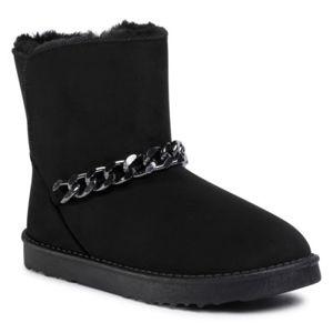 Kotníkové boty Jenny Fairy WSA20234-03 Textilní