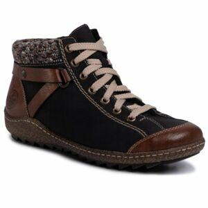 Šněrovací obuv Rieker L7527-22 Ekologická kůže /-Ekologická kůže