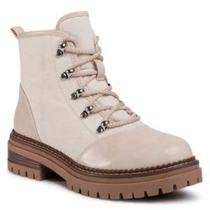Šněrovací obuv DeeZee WS5195-02 Ekologická kůže /-Ekologická kůže