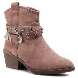 Kotníkové boty Jenny Fairy WSA20242-03 Textilní