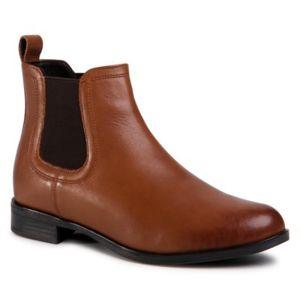 Kotníkové boty Lasocki EST-PETRA-10 Přírodní kůže - lícová