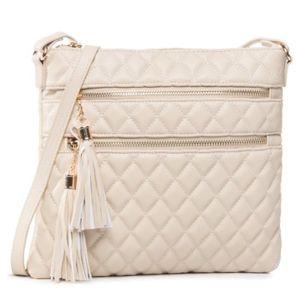 Dámské kabelky Jenny Fairy EBG11644B Ekologická kůže