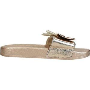 Bazénové pantofle Nelli Blu JH204-292 Ekologická kůže /-Ekologická kůže