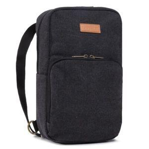 Pánské tašky Lanetti BMR-S-003-00-05 Textilní materiál