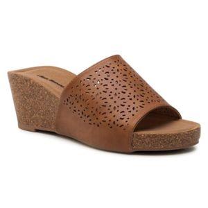 Pantofle Clara Barson WS5258-02 Ekologická kůže /-Ekologická kůže