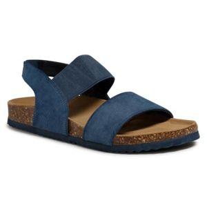 Sandály Clara Barson WS081901-01 Ekologická kůže /-Ekologická kůže