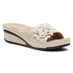 Pantofle Clara Barson WS210702-01 Ekologická kůže /-Ekologická kůže