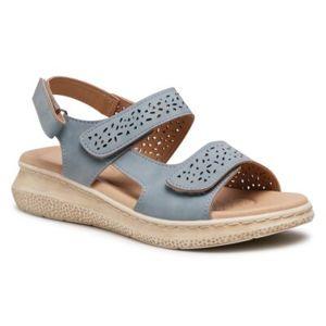 Sandály Clara Barson WSS20385-01 Ekologická kůže /-Ekologická kůže