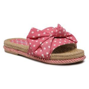 Pantofle Bassano  Látka/-Látka