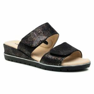 Pantofle Clara Barson WS5081-02 Látka/-Látka