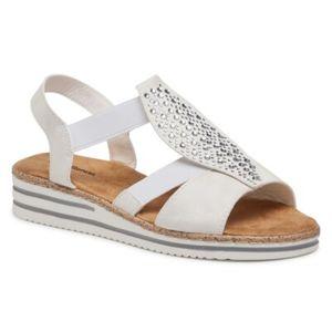 Sandály Clara Barson WS075-08 Ekologická kůže /-Ekologická kůže